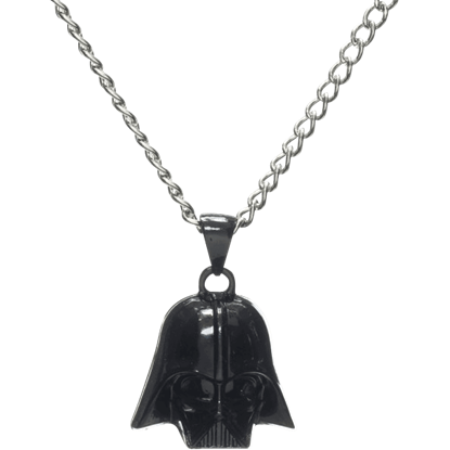 Darth Vader Mask Necklace