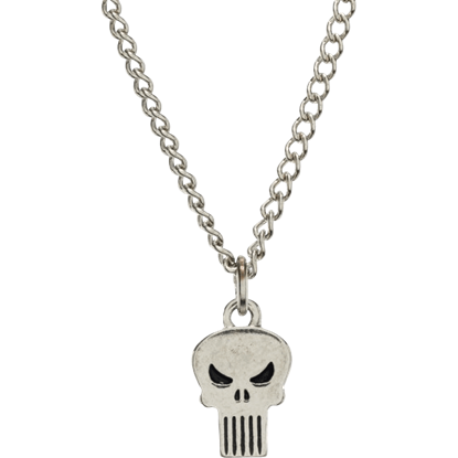 Punisher Logo Necklace