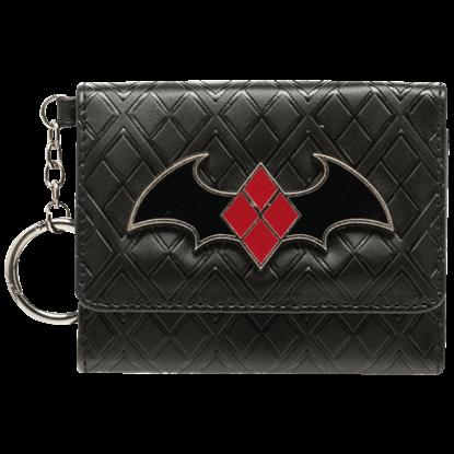 Harley Quinn Mini Trifold Wallet