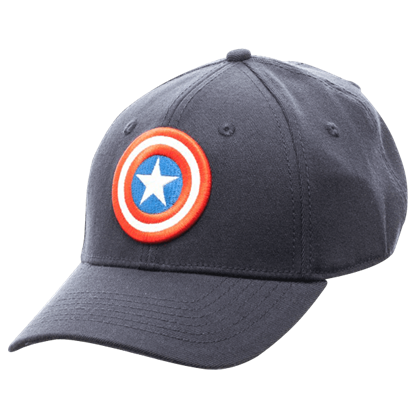 Captain America Flex Cap