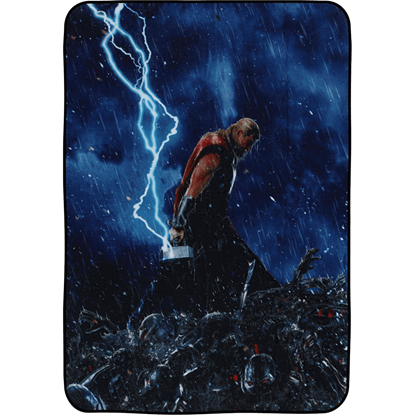 Avengers 2 Thor Fleece Blanket
