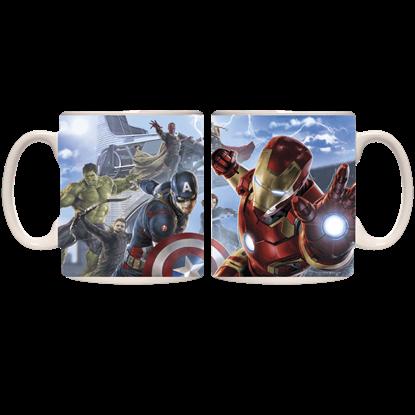 Avengers in Action Mug