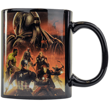 Avengers Age of Ultron Group Shot Mug