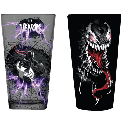 Venom Pint Glass Set