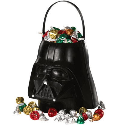 Darth Vader Trick-or-Treat Pail