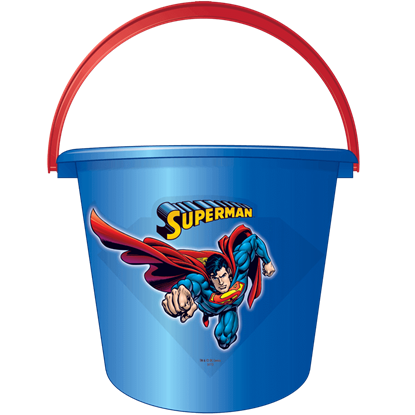 Superman Trick-or-Treat Pail