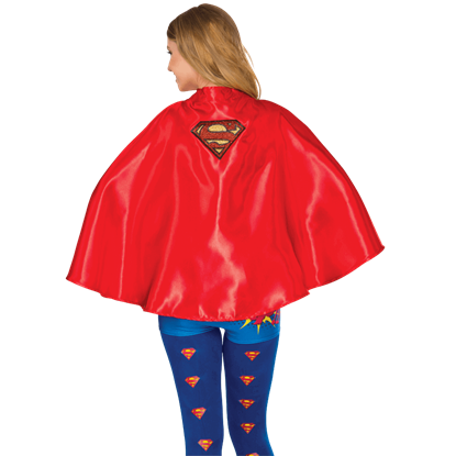 Adult Supergirl Cape