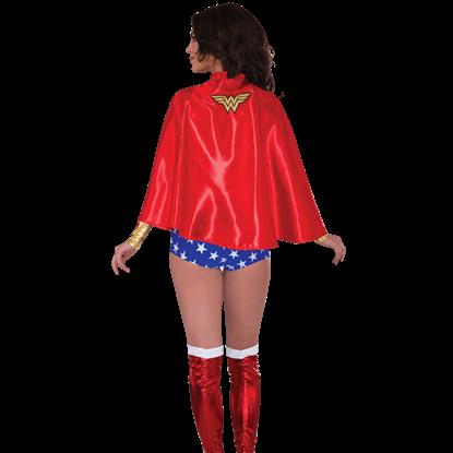 Adult Wonder Woman Cape