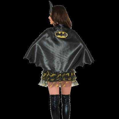 Adult Batgirl Cape