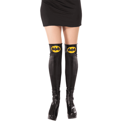 Adult Batgirl Boot Tops
