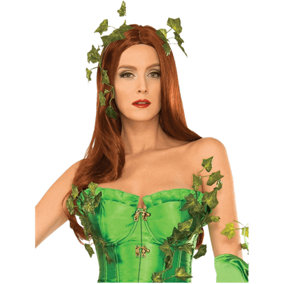Secret Wishes Adult Poison Ivy Wig