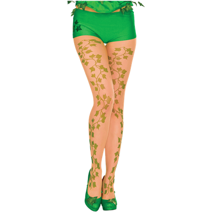 Secret Wishes Poison Ivy Panty Hose