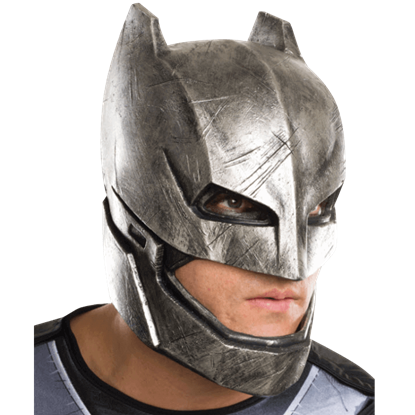 Adult Armoured Batman 3/4 Mask