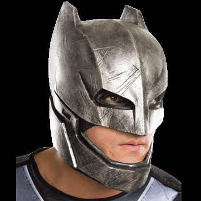 Adult Armoured Batman 3/4 Mask