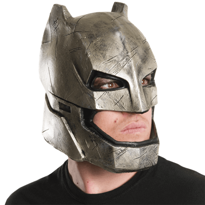 Adult Armoured Batman Full Mask