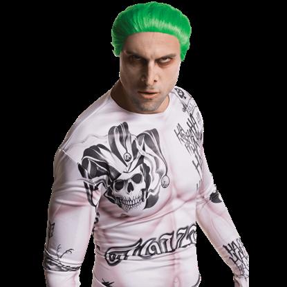 Adult Joker Wig