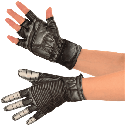 Kids Civil War Winter Soldier Gloves