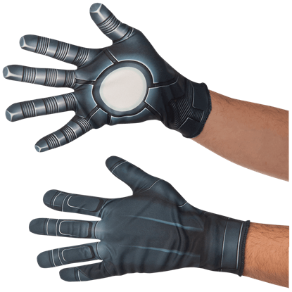 Adult Civil War War Machine Gloves