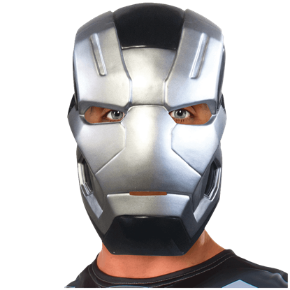 Adult Civil War War Machine Half Mask