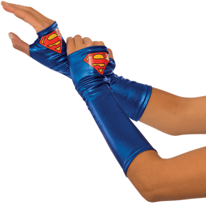 Adult Supergirl Gauntlets
