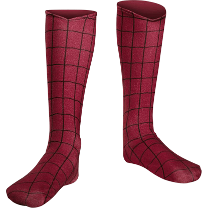 Adult Amazing Spider-Man Boot Tops