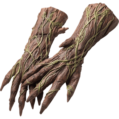 Adult Deluxe Groot Hands