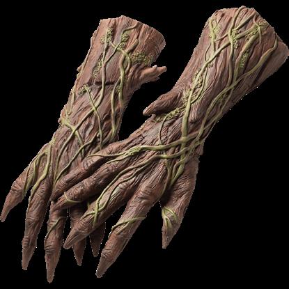 Adult Deluxe Groot Hands
