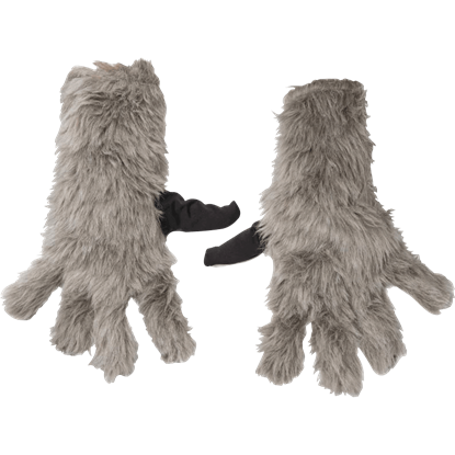 Kids Rocket Raccoon Gloves