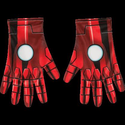 Adult Marvel Iron Man Gloves