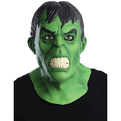 Adult Hulk Latex Mask