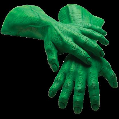 Adult Hulk Hands