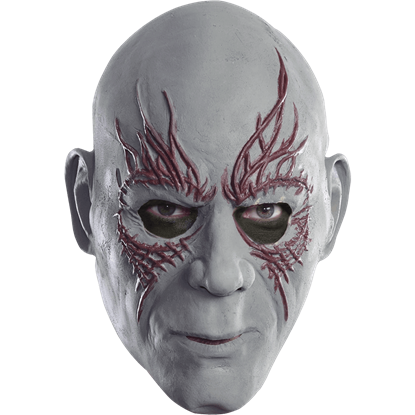 Adult Drax the Destroyer Mask