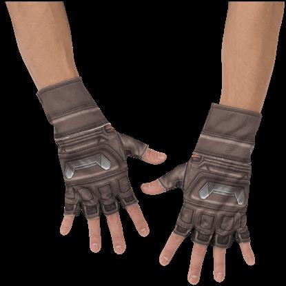 Adult Avengers 2 Captain America Gloves