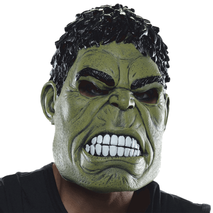 Age of Ultron Adult Hulk Mask