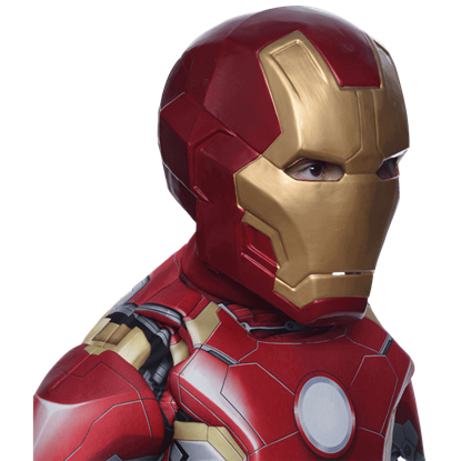 Age of Ultron Kids Iron Man Mask