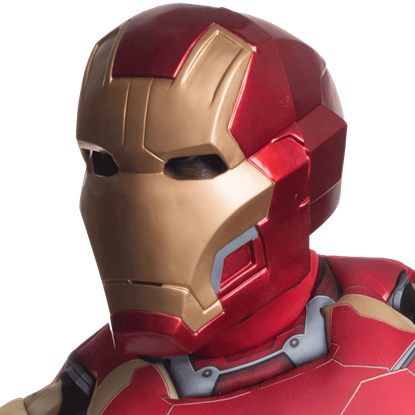 Age of Ultron Adult Iron Man Mask