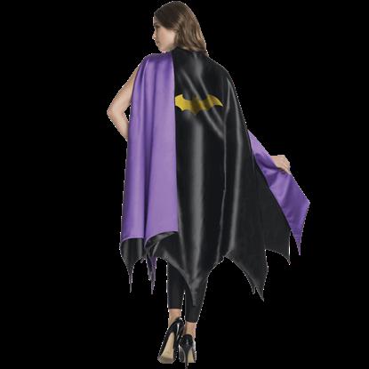 Adult Batgirl Deluxe Cape