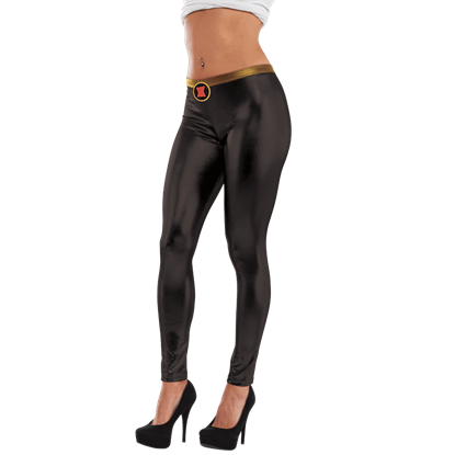 Adult Black Widow Leggings