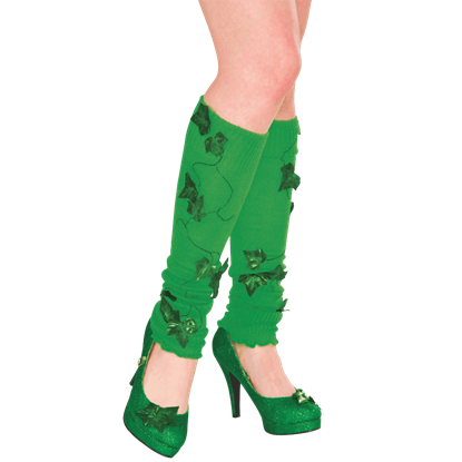 Adult Poison Ivy Leg Warmers