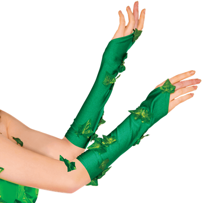 Adult Poison Ivy Glovelets