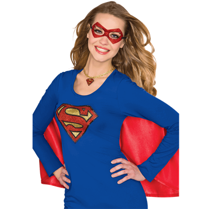 Adult Supergirl Choker