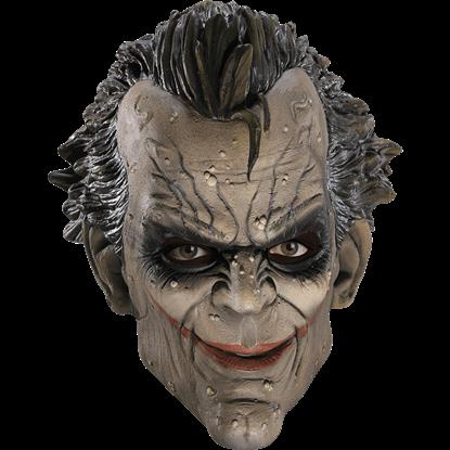 Arkham Joker Vinyl Mask