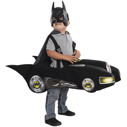 Batmobile Toddlers Batman Costume