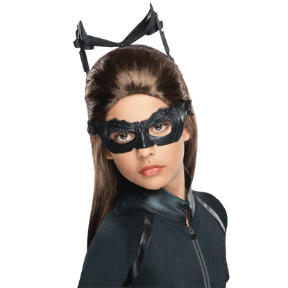 Kids Dark Knight Rises Catwoman Wig