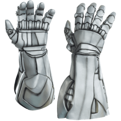 Deluxe Adult Ultron Latex Hands