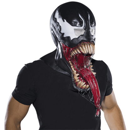 Adult Venom Latex Mask
