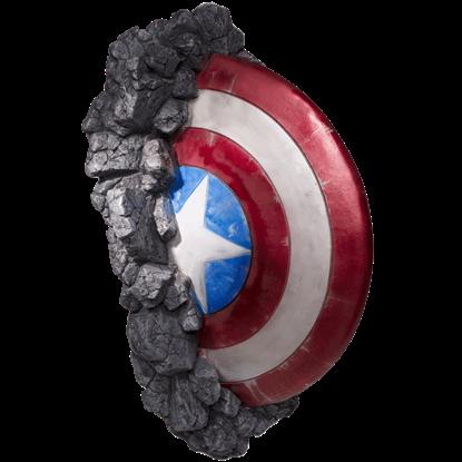 Captain America Shield Wall Breaker