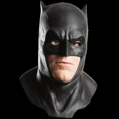 Adult Batman Full Latex Mask
