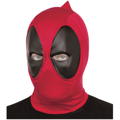 Adult Deadpool Overhead Mask