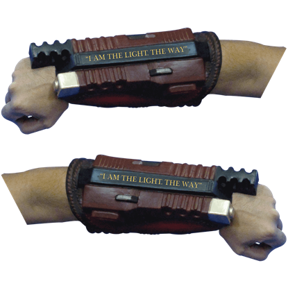 Adult Deadshot Costume Gauntlets